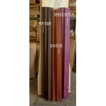 Wenge - Laminate wood for electric guitar
